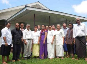 Leauvaa-uta Sabbath keepers now have exclusive use of their church building for seventh-day Sabbath worship