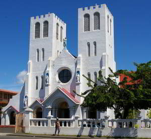Mulivai Cathedral, Apia